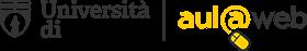 Logo di AulaWeb portale e-learning 2020